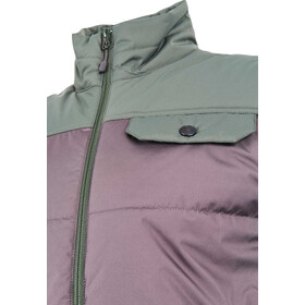 United By Blue Bison Puffer Chaleco Hombre, mountain ash